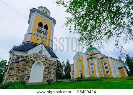 The Kerimaki Church