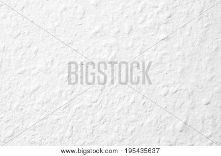 Segment of white wallpaper as texture or background