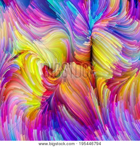 Magic Of Painter Palette