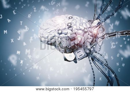 Robot Brain Learning