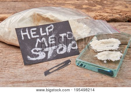 Drugs overdose leads to death. Need help of professional support.