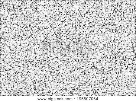 Abstract Gradient Halftone Dots Pattern Background, a4 size. A4 format. Vector illustration