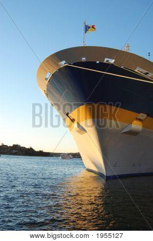 Passenger Cruise Liner