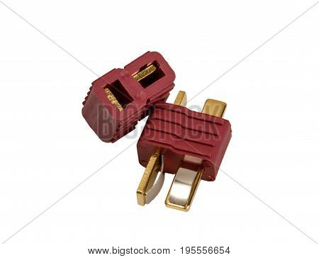 Electronic Collection - Low Voltage High-power Connector Industrial Standard - T-connector