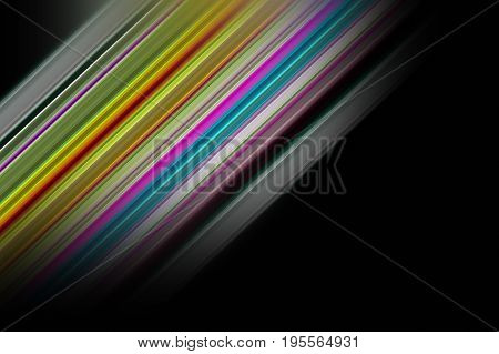 Fantastic Abstract Stripe Background Design Illustration With Space For Your Text