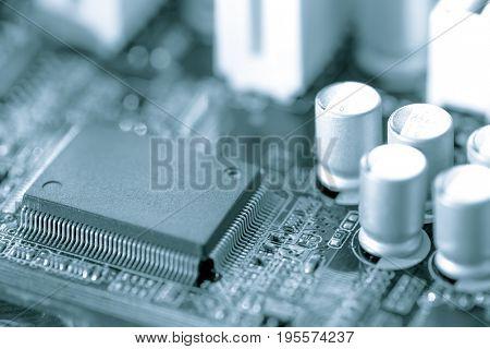 PCB of electronics device