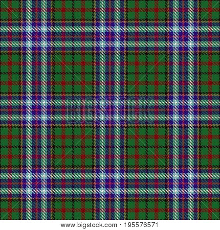 Tartan Seamless Pattern Background. Red Black Green Blue Gold and White Plaid Tartan Flannel Shirt Patterns. Trendy Tiles Vector Illustration for Wallpapers.