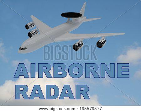 Airborne Radar Concept