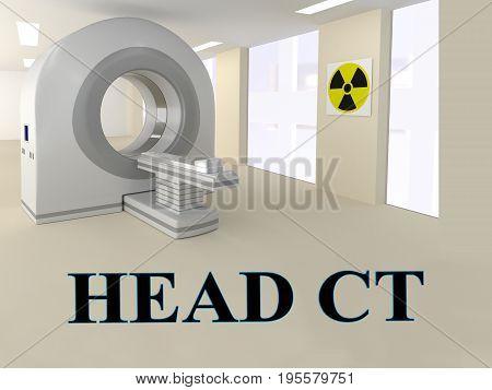 Head Ct Concept