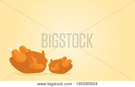 Background Thanksgiving celebration collection stock vector art
