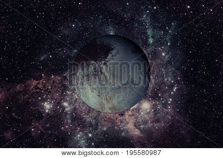 Pluto Is A Dwarf Planet In The Kuiper Belt.