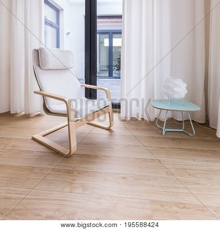 Brigth Minimalist Room