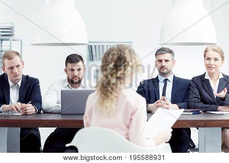 Prestigious Company Hiring