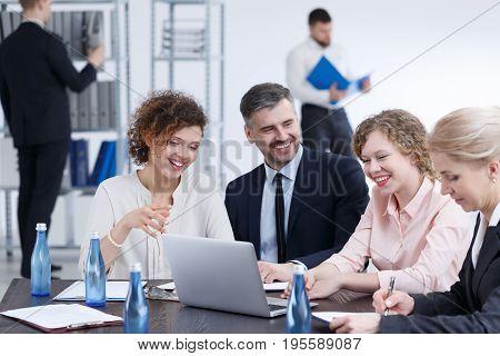 Brainstorming In Corporation