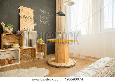 Cosy Eco Interior Design