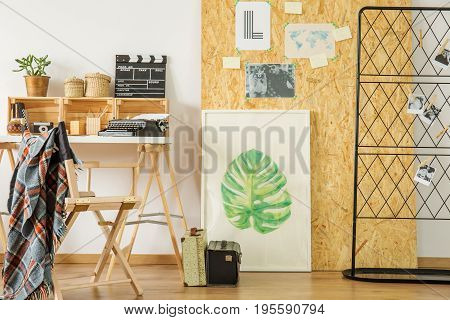 Bright Eco Style Workspace