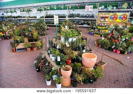 Retail Garden Centre