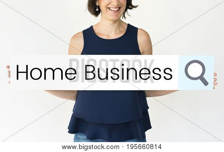 Entrepreneur networking connectivity home business