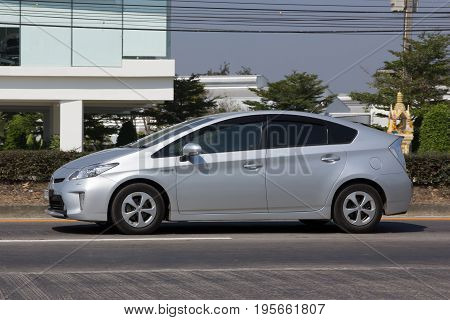Private Car Toyota Prius Hybrid System