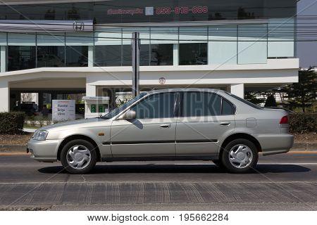 Private Car Isuzu Vertex Same Body Of Honda Civic
