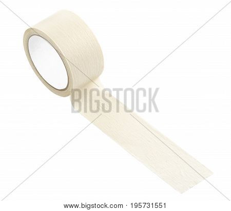Adhesive Tape Isolated