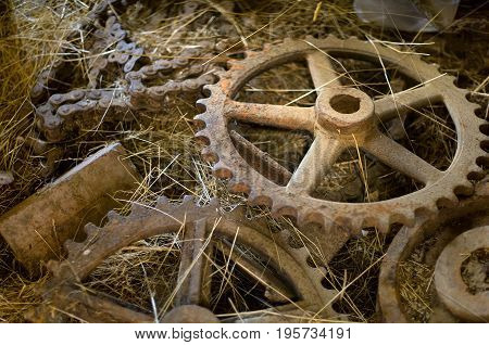 Industiral Machinery Cogs