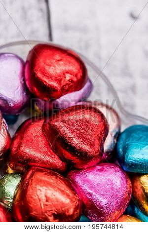 Sweetest day in October Valentines day on Feb.