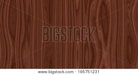 Elegant walnut wood seamless background texture surface. Wood furniture natural structure material.