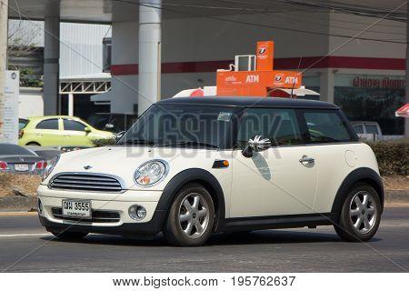 Private Car Mini Cooper.