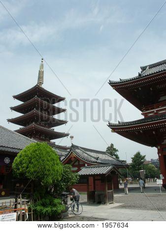 Tokio Temples