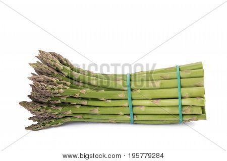 Fresh Asparagus Tied