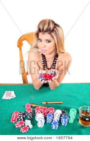 Poker Woman