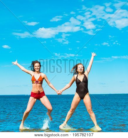 Beach Models Models Fashion