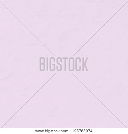Crumpled pink paper texture background for business, education and communication concept design.