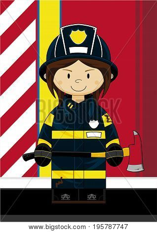 Cute Fireman 20