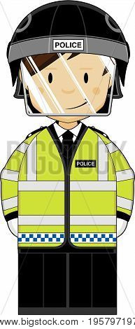Hi-vis Riot Policeman.eps
