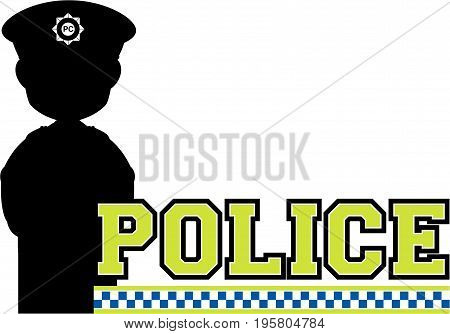 P Is For Policeman 111
