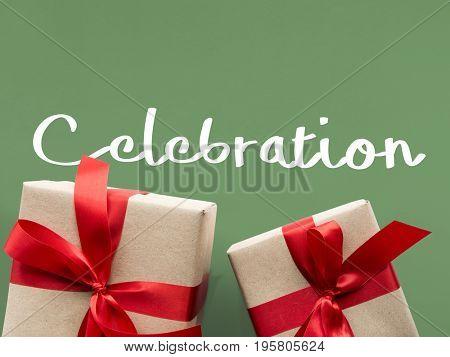 Congratulations Celebration Surprise Special Present