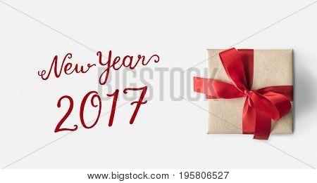 Cheers Seasons Greeting New Year 2017