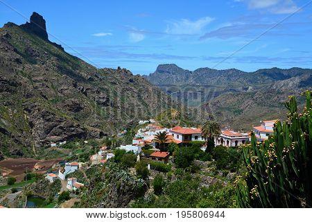 Wonderful places - island of Gran Canaria, Spain
