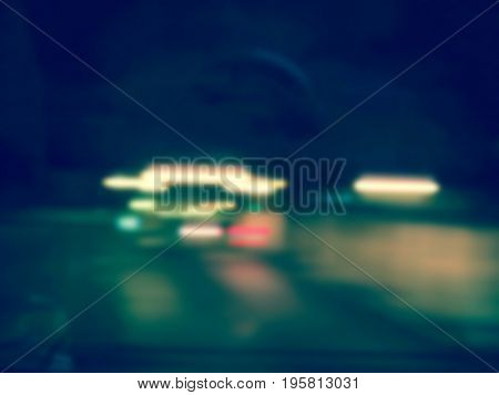 Artistic style Defocused urban abstract texture background for your design