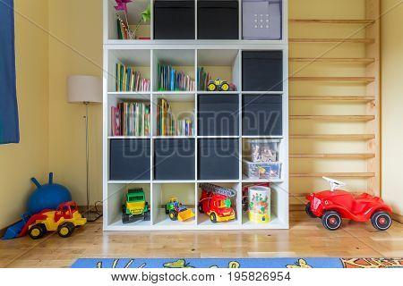 Light Room For A Child