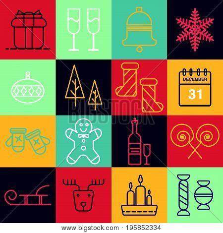 Christmas Vector Set