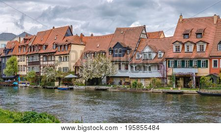 The former fishermen's district in Bamberg's Island City is endearingly known as Little Venice Germany