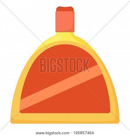 Brandy icon. Cartoon illustration of brandy vector icon for web