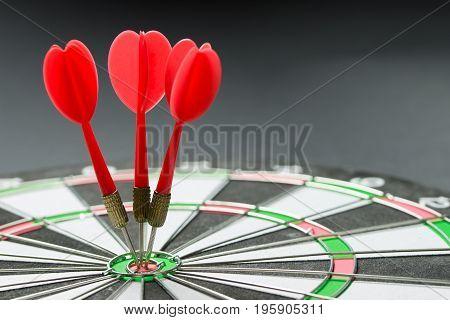 Meet Target Or Consistency Concept