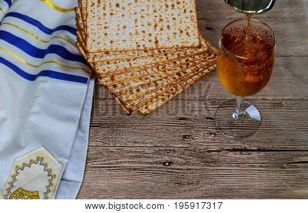 Jewish Products Food, Jewish Holiday Symbol Matzoh For Jewish Holiday