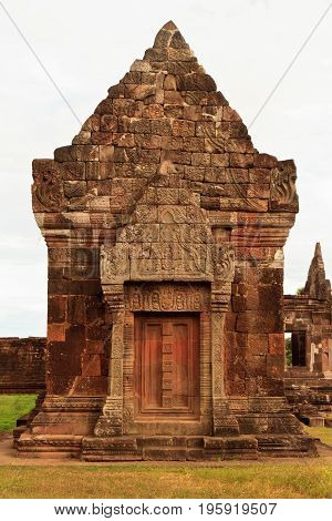 Vat Phou or Wat Phu is the UNESCO world heritage site in Champasak, Southern Laos