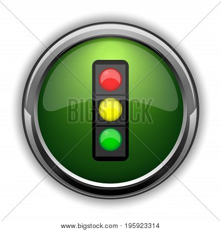 Traffic Light Icon0
