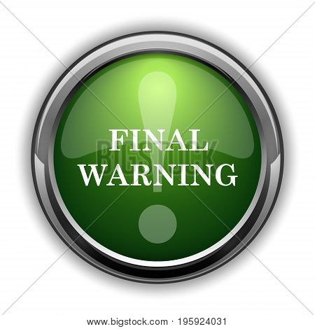 Final Warning Icon0